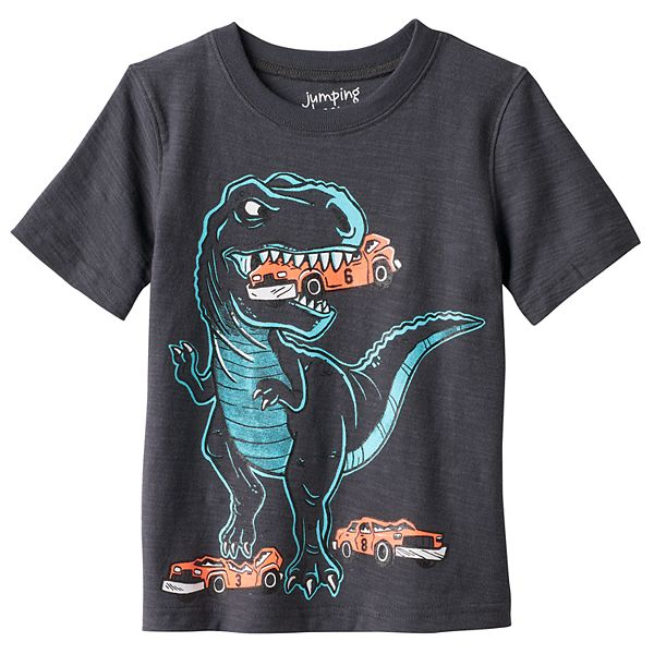 Toddler Boy Jumping Beans T Rex I M So Hangry Graphic Tee