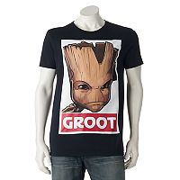 Men's Guardians of the Galaxy Groot Tee