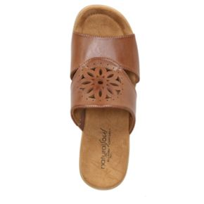 NaturalSoul by naturalizer Rhonda Women's Wedge Sandals