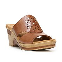 NaturalSoul by naturalizer Rhonda Women's Wedge Sandals