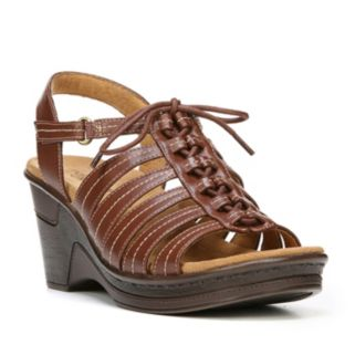 NaturalSoul by naturalizer Ronnie Women's Wedge Sandals