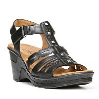 NaturalSoul by naturalizer Rory Women's Wedge Sandals