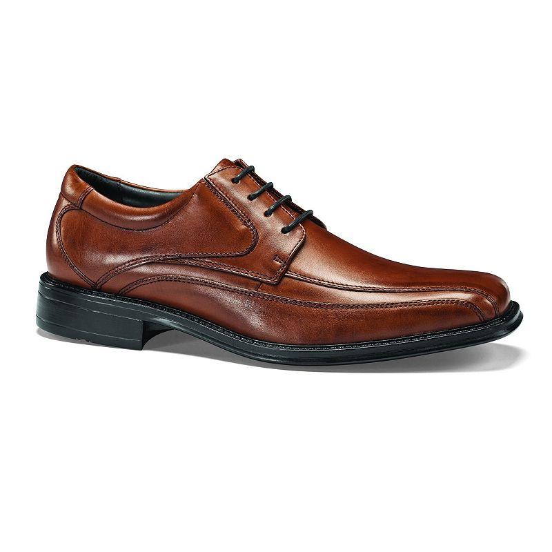 Dockers Endow Men's Oxford Shoes, Size: 10.5 Wide, Lt Brown