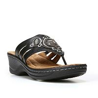 NaturalSoul by naturalizer Shari Women's Wedge Sandals