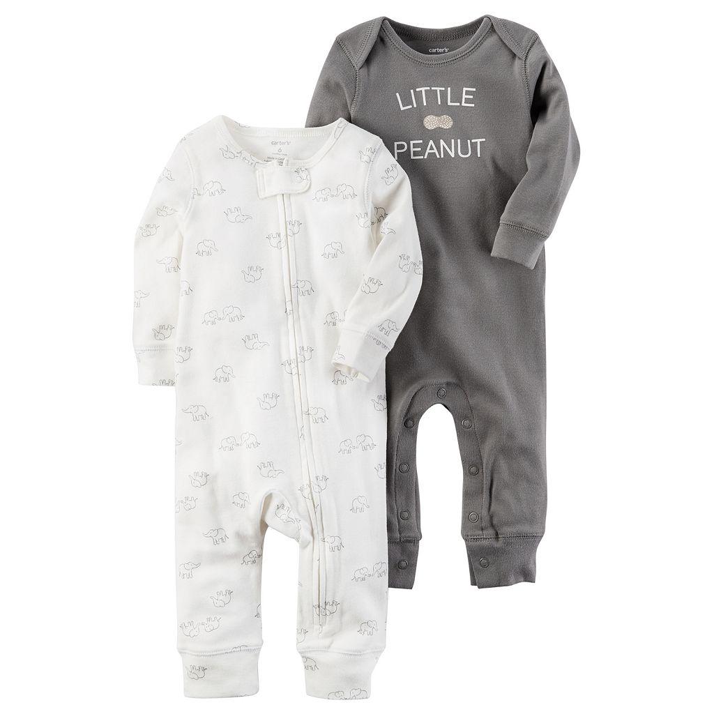 Baby Carter's 2-pk. Elephant &