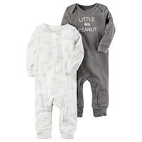 Baby Carter's 2 pkElephant &