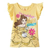 Disney's Beauty and the Beast Girls 4-6x Belle