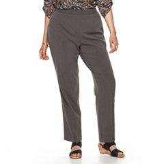 Plus Size Croft & Barrow® Polished Pull-On Pants