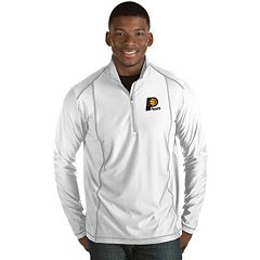 Men's Antigua Indiana Pacers Tempo Quarter-Zip Pullover