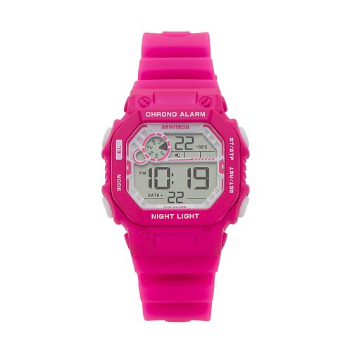 Armitron Women's Digital Chronograph Sport Watch
