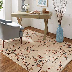 Mohawk® Home Aurora Cherry Blossoms Rug