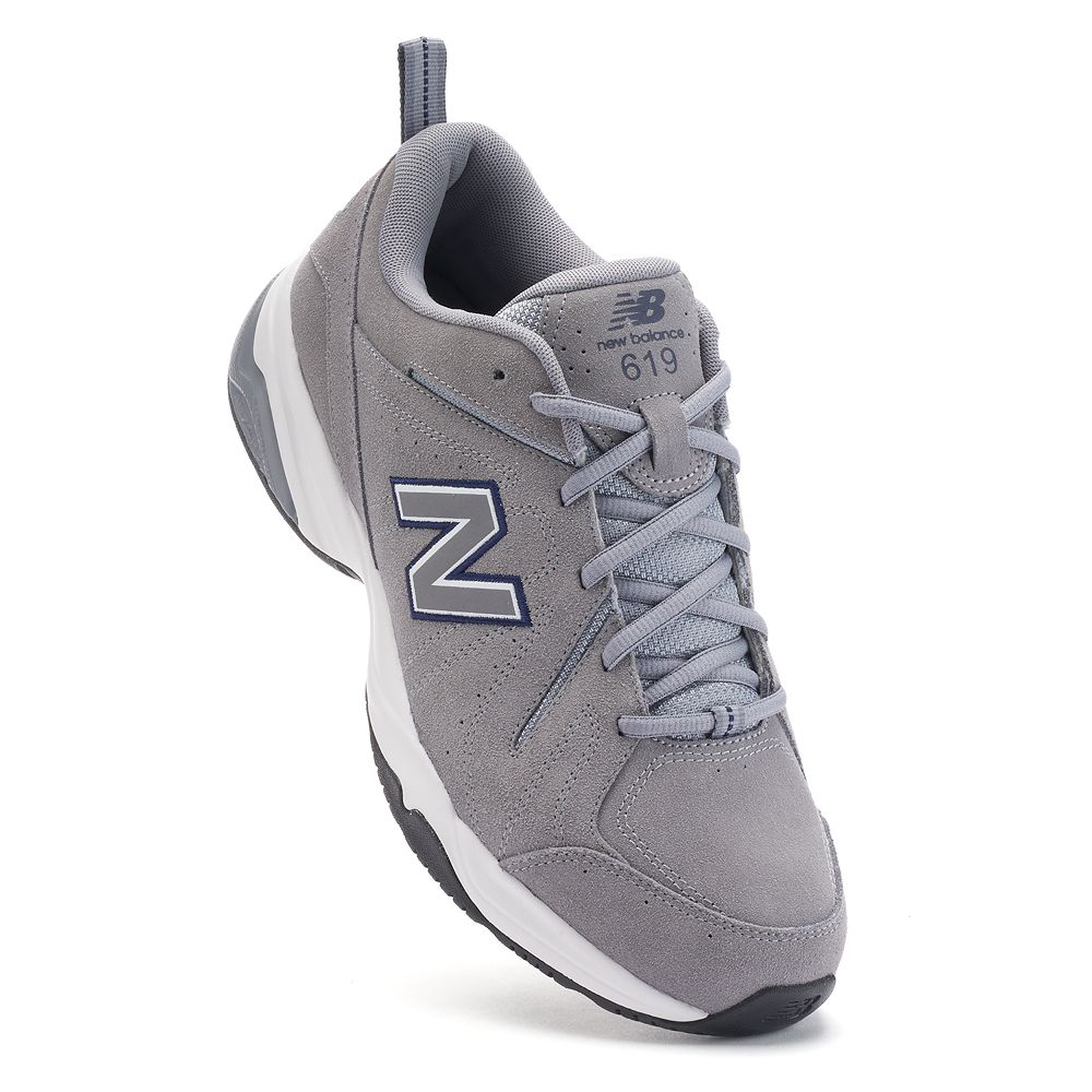 e40a73a05fe New Balance 619 v1 Men's Suede Cross-Training Shoes