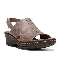 NaturalSoul by naturalizer Seleste Women's Wedge Sandals