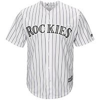 Men's Majestic Colorado Rockies Replica Jersey