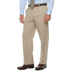 Men's Croft & Barrow® Classic-Fit Stretch Soft Chino Pants