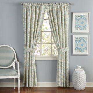 Waverly 2-pack Astrid Window Curtain