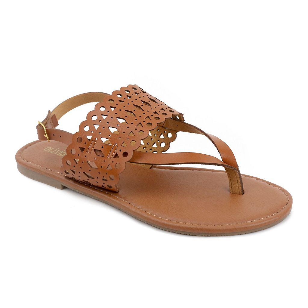 Olivia Miller Damara Women's Sandals