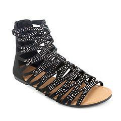 Olivia Miller Leela Women's Gladiator Sandals