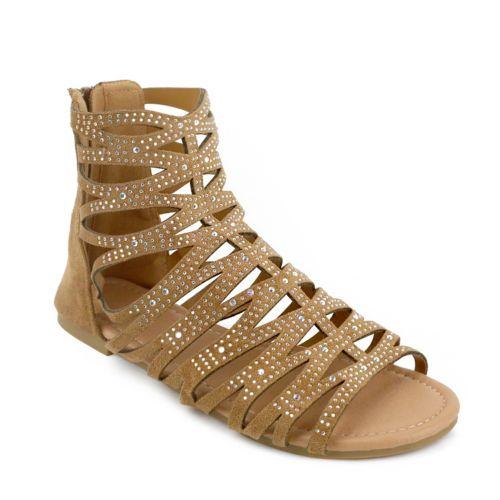 Olivia Miller Mitra Women's ... Gladiator Sandals