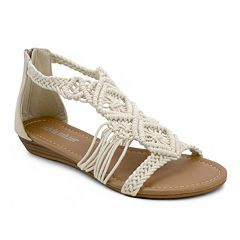 Olivia Miller Cosette Women's Sandals