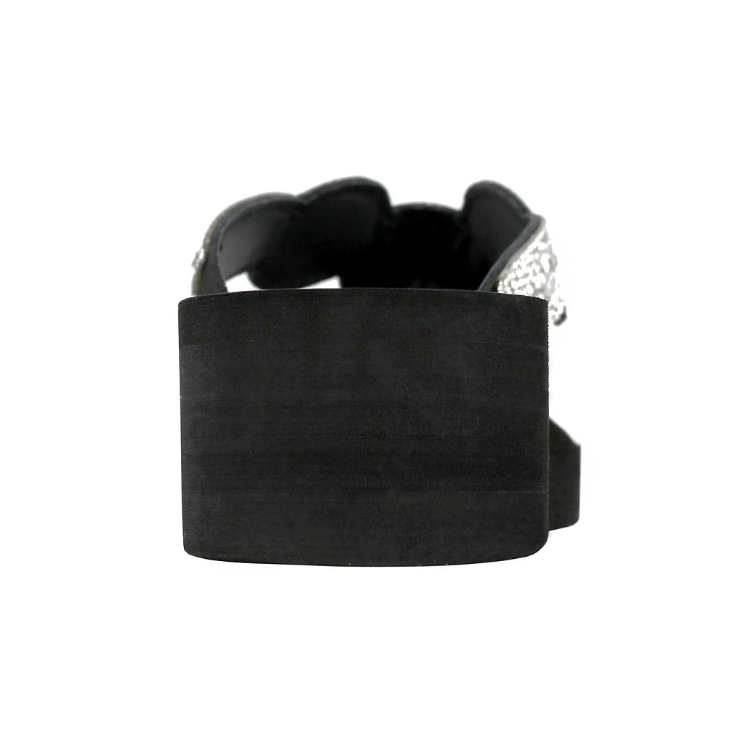 Olivia Miller Mariella Women's Wedge Sandals