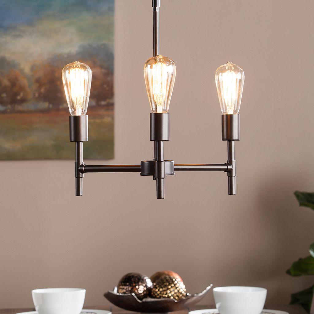 Santero 3-Light Contemporary Pendant Chandelier