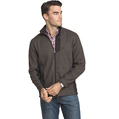 Big & Tall IZOD Advantage Regular-Fit Performance Shaker Fleece Jacket
