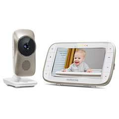 Motorola 5' Video Baby Monitor with Wi-Fi