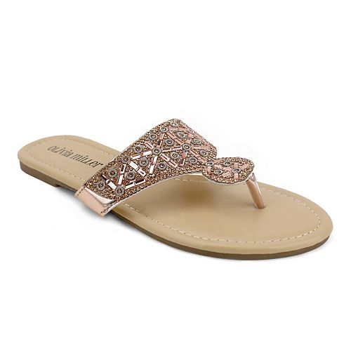dd373f285682 Olivia Miller Raelyn Women s Sandals