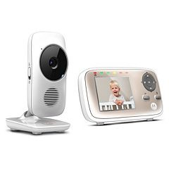 Motorola 2.8' Video Baby Monitor with Wi-Fi