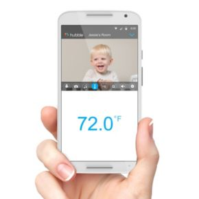 "Motorola 2.8"" Video Baby Monitor with WiFi"