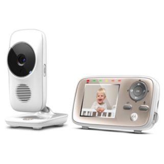 "Motorola 2.8"" Video Baby Monitor with Wi-Fi"