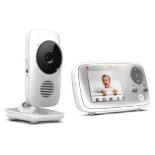 "Motorola 2.8"" Video Baby Monitor"