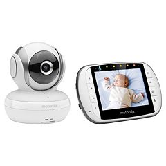 Motorola 3.5' Wireless Video Baby Monitor