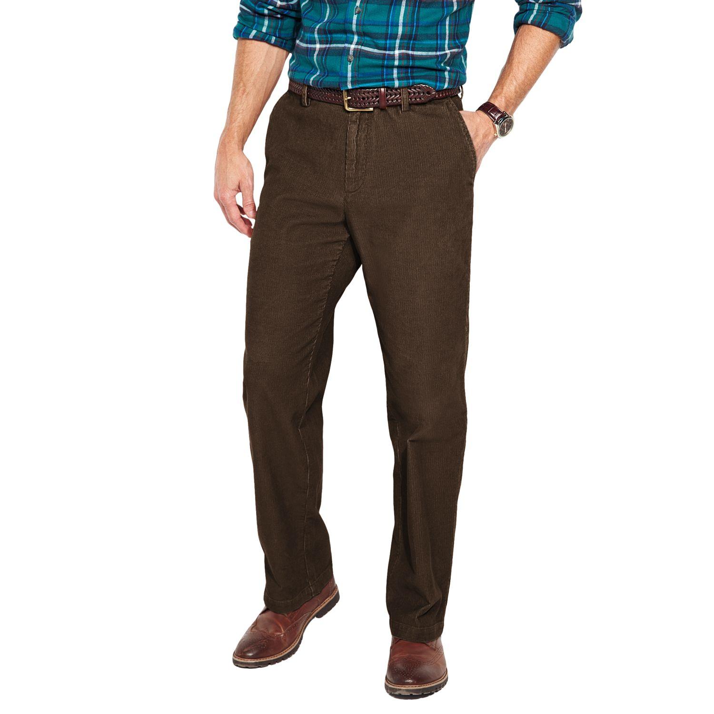 Mens Brown Corduroy Pants wjK48LoT