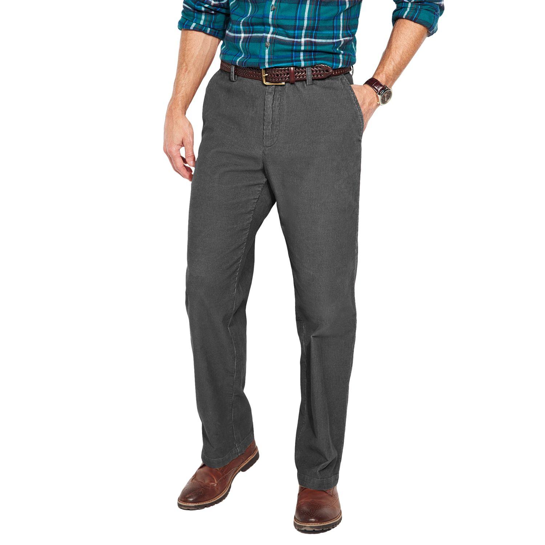 Mens Grey Corduroy Pants 7haG8SHG