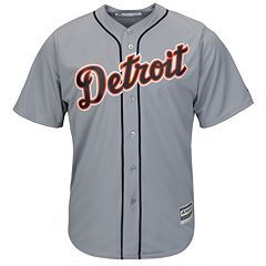 Men's Majestic Detroit Tigers Replica Jersey