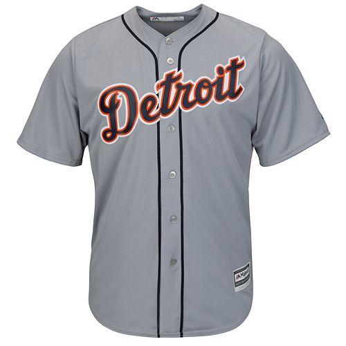Men's Majestic Detroit Tigers Replica Jersey