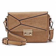 Mellow World Selena Asymmetrical Flap Crossbody Bag
