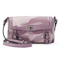 Mellow World Brandy Camouflage Crossbody Bag