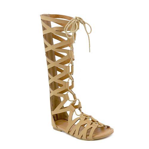 Olivia Miller Mitra Women's Gladiator Sandals