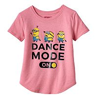 Girls 7-16 & Plus Size Despicable Me Minions