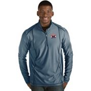 Men's Antigua Washington Wizards Tempo Quarter-Zip Pullover