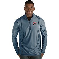 Men's Antigua Washington Wizards Tempo Quarter-Zip Pullover