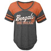Juniors' Cincinnati Bengals Football Tee