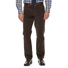 Men's Croft & Barrow® Classic-Fit 5-Pocket Stretch Corduroy Pants