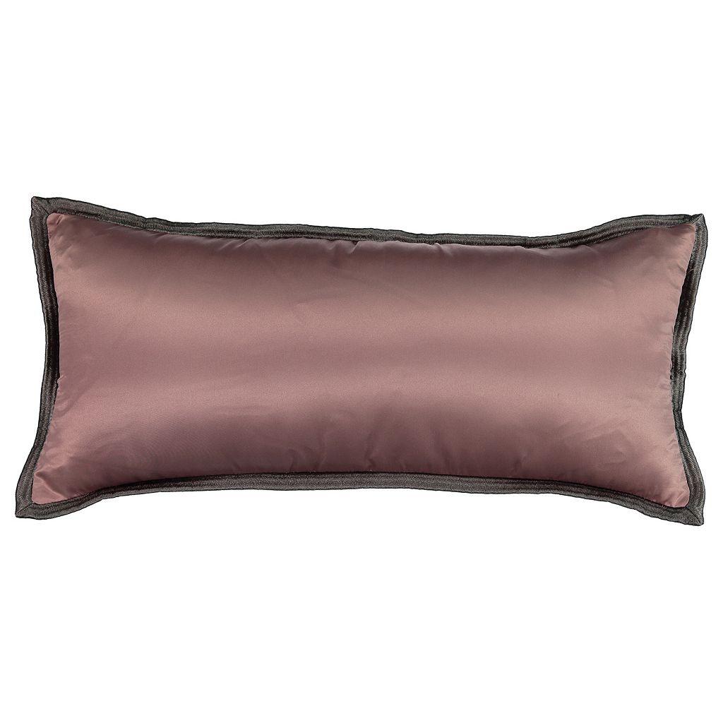 Beautyrest La Salle Faux Silk Throw Pillow