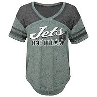 Juniors' New York Jets Football Tee