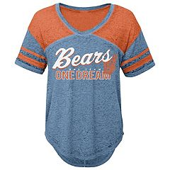 Juniors' Chicago Bears Football Tee