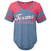 Juniors' Houston Texans Football Tee
